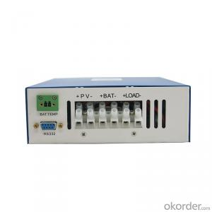 MPPT Solar Charge Controller 30A,12/24V/48V Automatic Recognition,15A~40A