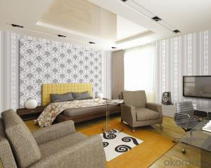 Custom 3d Wallpaper For Home Decoration