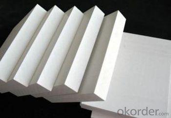 white waterproof rigid pvc foam board wall panel V-0913
