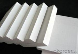 white waterproof rigid pvc foam board wall panel V-0913