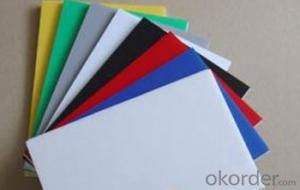 Light weight PVC Foam Sheet Printing outdoor Boards