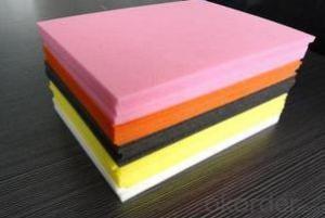 Buy Pvc Inch High Density Foam Sheet Good Price