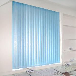 Hot sale finished motorized vertical blind ,vertical blind fabric