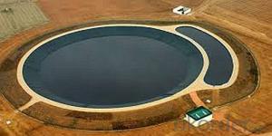 High-Density Polyethylene Geomembrane for Reserve Water