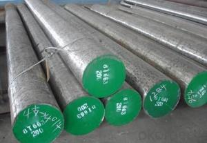 cheapest good quality 42crmo sae 4140 forged alloy steel round bar from China