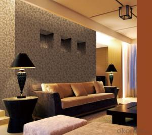 Popular Administration Fireproof Wallpaper in Household From China
