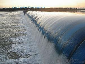 100% Polypropylene Geomembrane As Floating Reservoirs for Seepage Control
