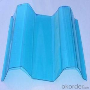 Polycarbonate Hollow Sheet for Greenhouse Materials Polycarbonate Board