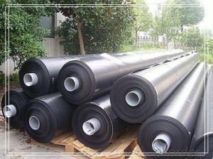 High-Density Polyvinyl Chloride Geomembrane for Pond
