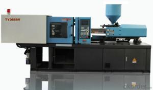 88T plastic injection molding machine TYD88SV plastic making machine