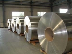 Hot Rolled Aluminium Coil AA3105 for Building
