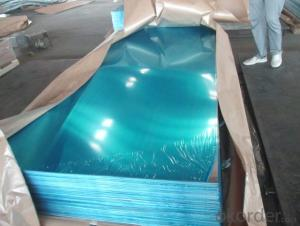 Mill Finished Aluminium Sheet For Decoration Material