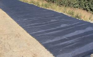 Stabilization  Non-woven Geotextile for Road Construction