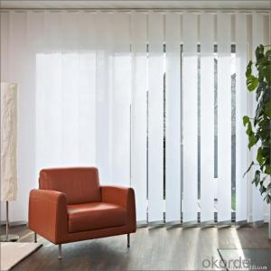 Blind Manual Vertical Blind Home Decoration PVC Material Vertical Blind Vertical Style Venetian