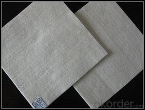 Buy Polypropylene Filter Non-woven Geotextile Farbic Road