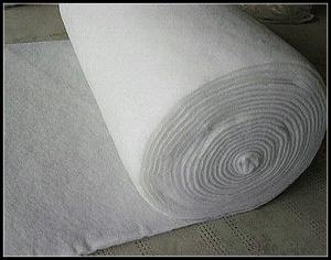 100% Polyester Filament Non-woven Geotextile Road Building Constructive Felt Fabric