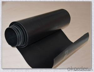 Geotextile Membrane Smooth Geomembrane Roll for Sale With Factory Price