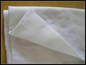Geotextile Road Building Constructive Felt Fabric with Highest Quality in Road Construction