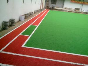 Artificial Grass of running/running track