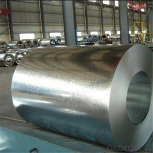Steel coil aluzinc coating in different size