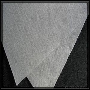 500g Nonwoven Geotextile Industrial Nonwoven fabric with High Stabilization