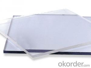 polycarbonate multiwall sheet of sun board