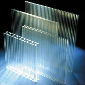 polycarbonate multiwall sheet of sun board
