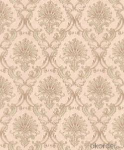 Fabric Water Proof Wallpaper For Bathrooms made in China