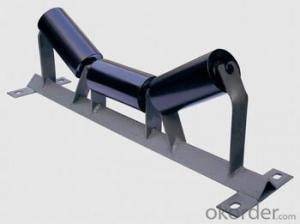 Steel Pipe Rubber   Conveyor equipment    Frame Fitting