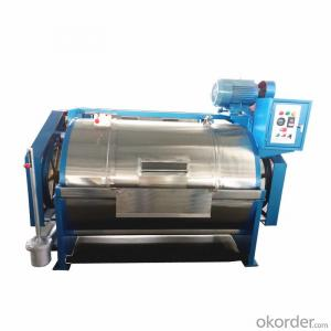 304 stainless steel big drum industrial washer machine for price