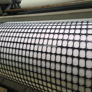 PP Biaxial Geogrid Used in Civil Construction