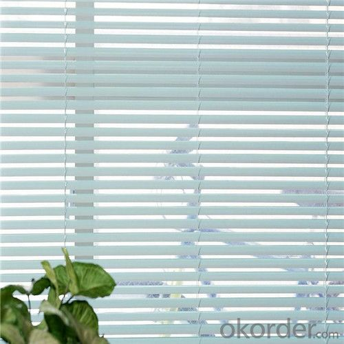 Buy 89mm Perforated Aluminum Slat For Vertical Blinds