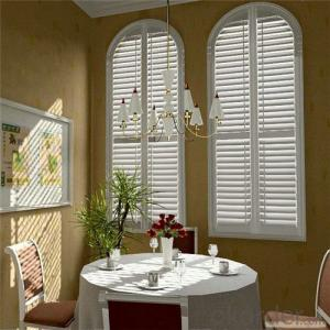NEW Customized Vertical Blind Curtains with Motorized Vertical Blind Track