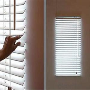 Customized Vertical Blind Curtains  with l Blind Track