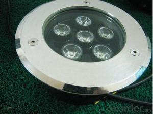 Park Decorative Lighting Led Underground Light