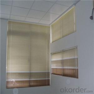 Interior Fabric Sunscreen Roller Blinds/Curtains
