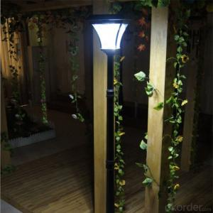 Lovely Brilliant  Solar Lamp Post Solar Fence Light 2016 Hotsale Highquality