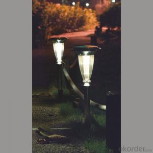 Special Designed Solar Post Lamp Soalr Post Lantern for Garden with Exquisite Design