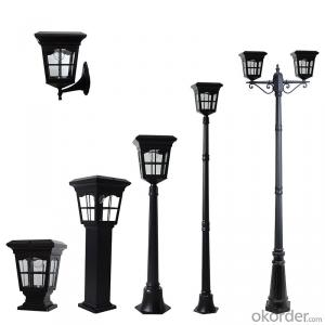 Cheap Price and High Quality Garden Solar Light