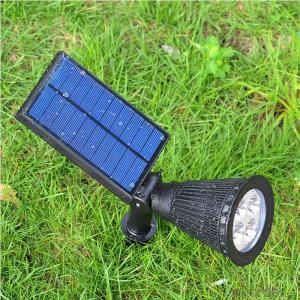 Solar Spot Garden Light Solar Projector for Garden Decoration