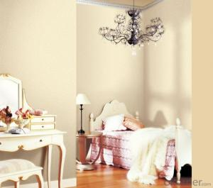 Bedroom PVC Wallpaper With The Image Of The City Walls 01