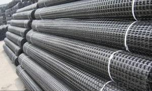 Reinforcement and Separation Fiberglass Geogrid in Civil Engineering Construction