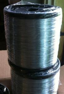 PVC Coated Galvanise Black Annealed Double Loop Tie Wire