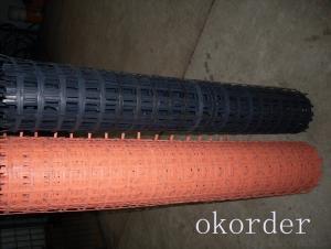 Fiberglass Geogrid Low Elongation  Polyethylene Prices in Civil Engineering Construction