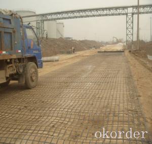 Buy Reinforcement High strength Geogrid of Civil Engineering