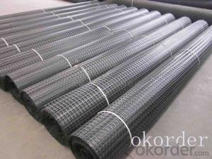 Biaxial Geogrids Used in Jetties,Roads Tunnels in Road Construction