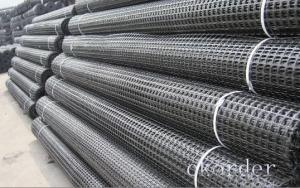 Reinforcement and Separation Geogrid of Civil Engineering Products ade in China