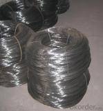 Soft Tie Wire Black Annealed Iron Wire China Supplier