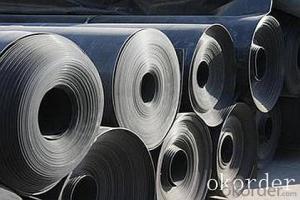 High-Density Polyethylene Geomembrane Environmental Engineering for Masonry and concrete dams
