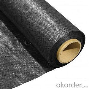 100% Polyester Civil Woven Geotextiles Road Building Constructive Felt Fabric
